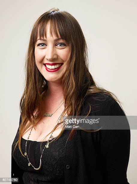 Director Adria Petty from the film 'Paris Not France' poses for a portrait during the 2008 Toronto International Film Festival at The Sutton Place...