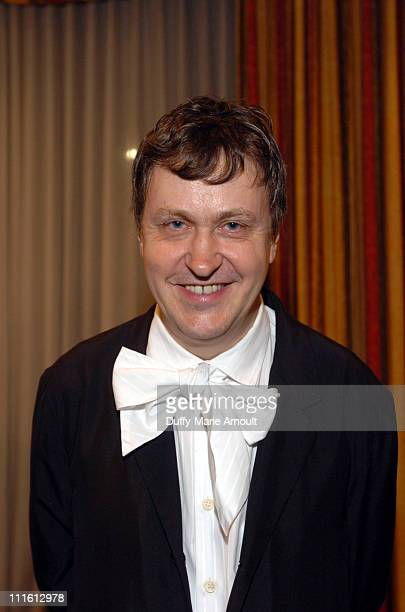 Director Adrian Noble during 'Chitty Chitty Bang Bang' Broadway Opening Night Curtain Call and After Party at The Hilton Theatre and Hilton New York...