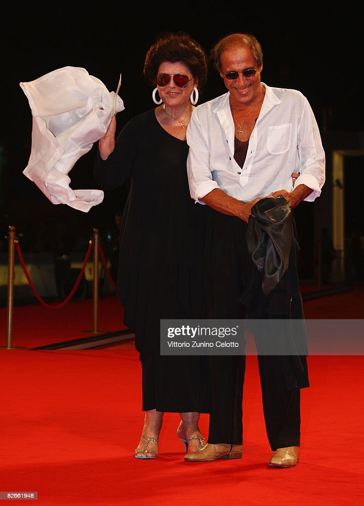 65th Venice Film Festival: Yuppi Du - Premiere : News Photo