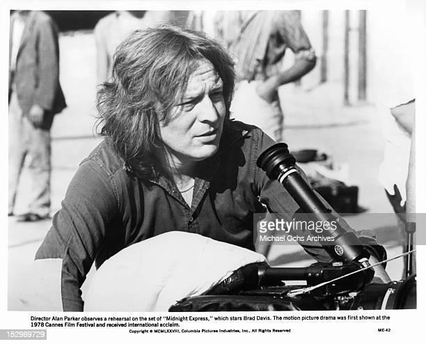 Director Alan Parker 1978