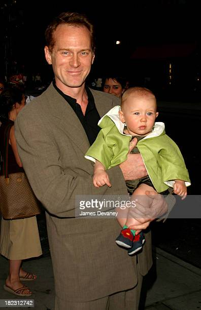 Director Alan Taylor and daughter Ginger during Paramount Classics' The Emperor's New Clothes Film premiere at French Institute/Alliance Francaise in...