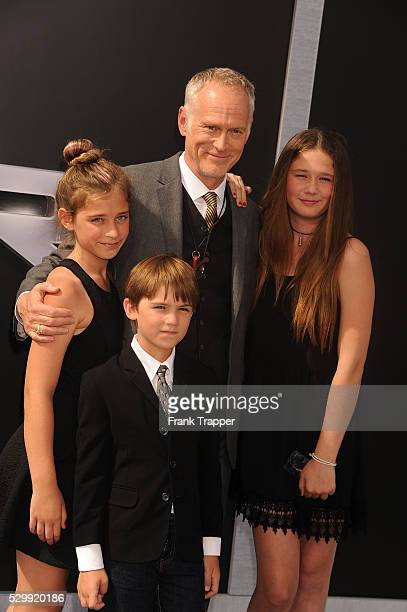 Director Alan Taylor and guests arrive at the premiere of Terminator Genisys held at the Dolby Theater in Hollywood