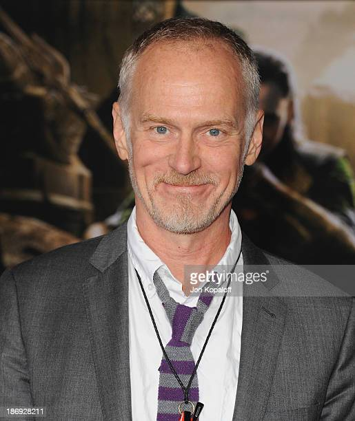 Director Alan Taylor arrives at the Los Angeles Premiere Thor The Dark World at the El Capitan Theatre on November 4 2013 in Hollywood California