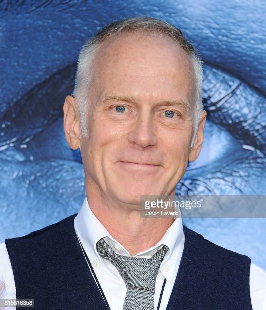 Director Alan Taylor attends the season 7 premiere of Game Of Thrones at Walt Disney Concert Hall on July 12 2017 in Los Angeles California