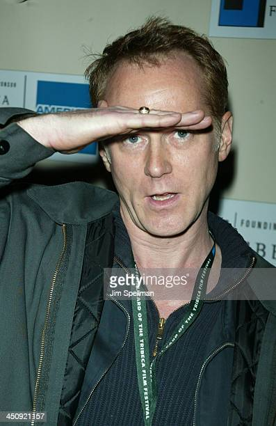 Director Alan Taylor during 2003 Tribeca Film Festival Premiere of Kill the Poor at Battery Park UA in New York City New York United States