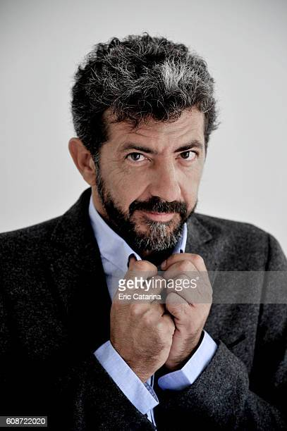 Director Alberto Rodriguez is photographed for Self Assignment on September 17 2016 in San Sebastian, Spain.