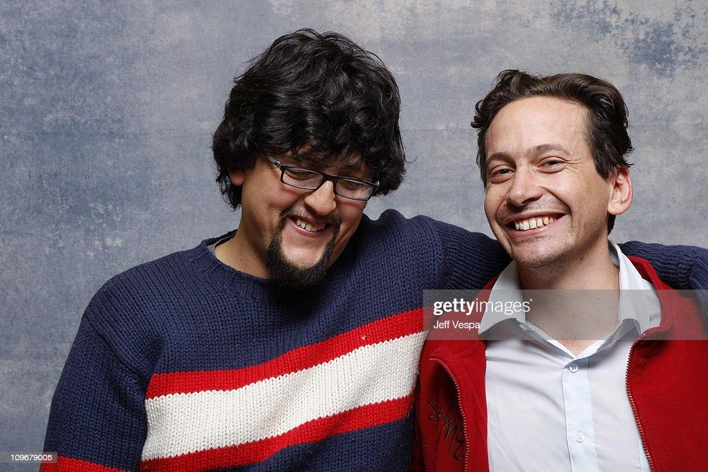 "2008 Sundance Film Festival -   ""Huacho"" Portraits"