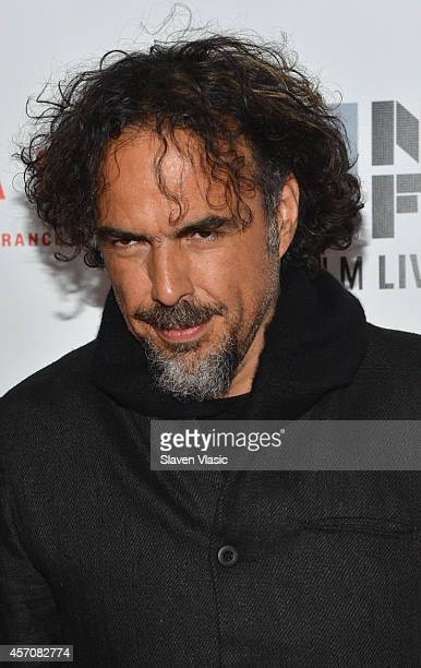 """Director Alejandro G. Inarritu attends the Closing Night Gala Presentation of """"Birdman Or The Unexpected Virtue Of Ignorance"""" during the 52nd New..."""