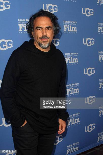 Director Alejandro G Inarritu attends the Outstanding Directors Awards at the Arlington Theater during the 31st Santa Barbara International Film...