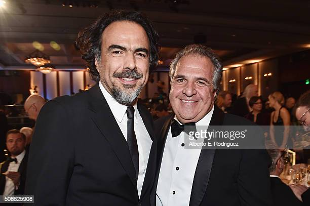 Director Alejandro Gonzalez Inarritu and Fox Filmed Entertainment Chairman and Chief Executive Officer Jim Gianopulos attend the 68th Annual...