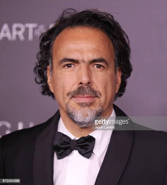 Director Alejandro Gonzalez Inarritu attends the 2017 LACMA Art Film gala at LACMA on November 4 2017 in Los Angeles California