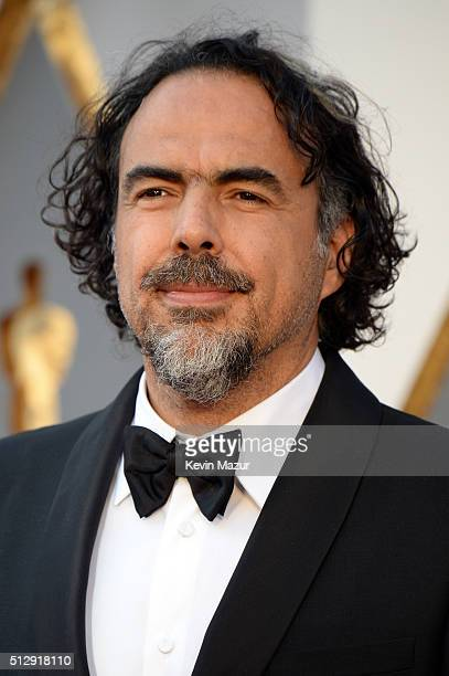 Director Alejandro Gonzalez Inarritu attends the 88th Annual Academy Awards at Hollywood Highland Center on February 28 2016 in Hollywood California
