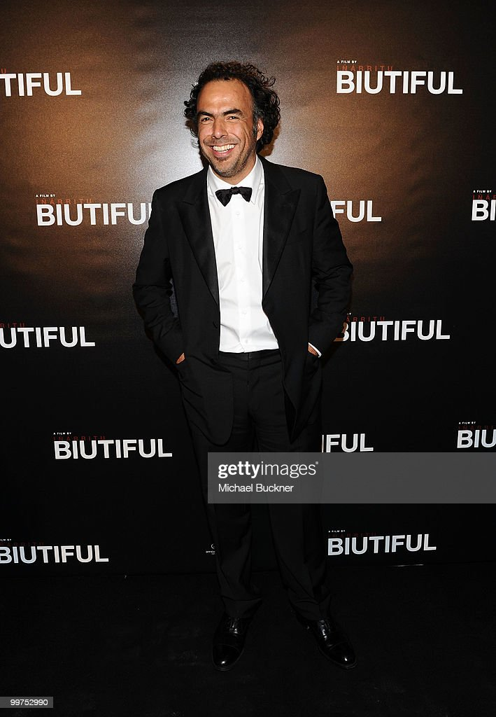 Director Alejandro Gonzalez Inarritu attends the Biutiful Party at the Majestic Beach during the 63rd Annual Cannes Film Festival on May 17, 2010 in Cannes, France.