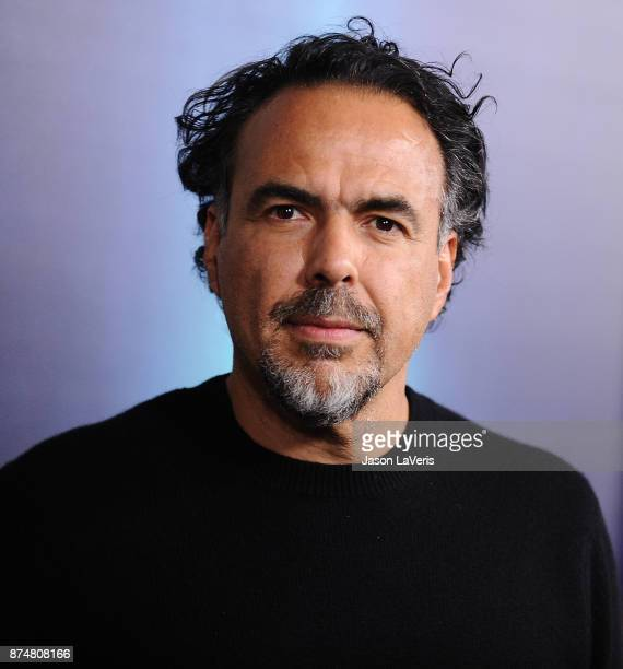 Director Alejandro Gonzalez Inarritu attends the premiere of 'The Shape of Water' at the Academy of Motion Picture Arts and Sciences on November 15...