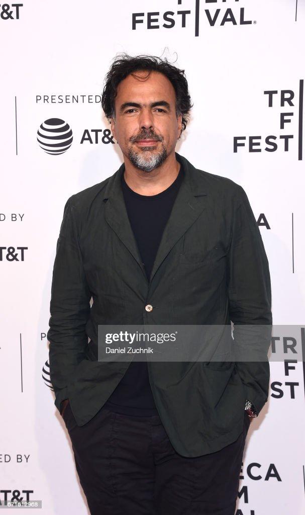 Tribeca Talks: Alejandro Gonzalez Inarritu - 2017 Tribeca Film Festival
