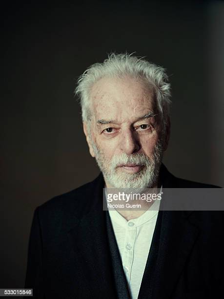 Director Alejandro Jodorowsky is photographed for Self Assignment on May 15 2016 in Cannes France