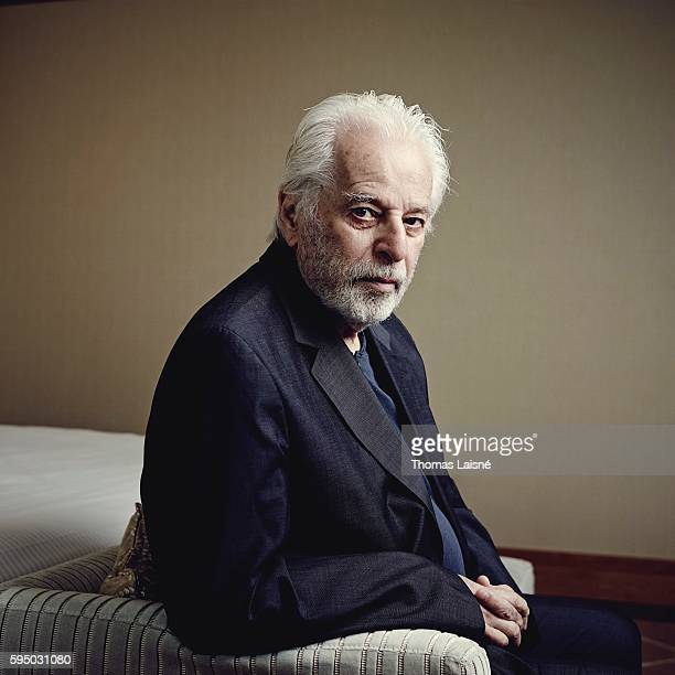 Director Alejandro Jodorowsky is photographed for Self Assignment on May 20 2013 in Paris France