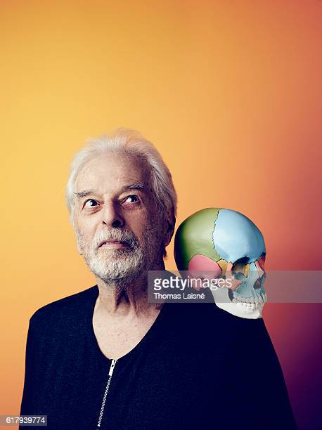 Director Alejandro Jodorowsky is photographed for Self Assignment on September 25 2016 in Paris France