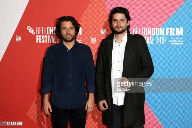 Director Alejandro Landes and producer Santiago A Zapata attend The 63rd BFI London Film Festival Awards on October 12 2019 in London England