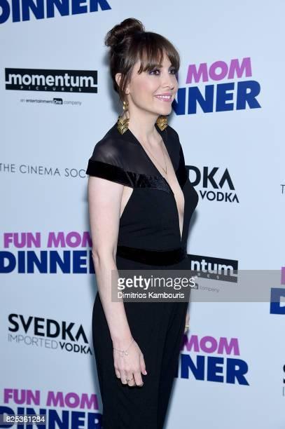 "Director Alethea Jones attends the screening Of ""Fun Mom Dinner"" at Landmark Sunshine Cinema on August 1, 2017 in New York City."