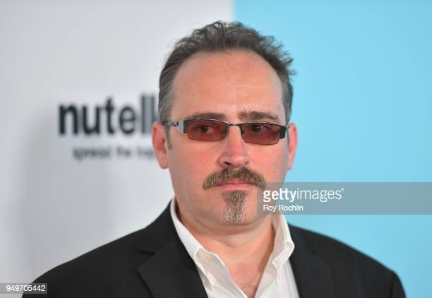 Director Alex Budovsky attends the Shorts Program Brooklyn Breeze during the 2018 Tribeca Film Festival at Regal Battery Park 11 on April 21 2018 in...