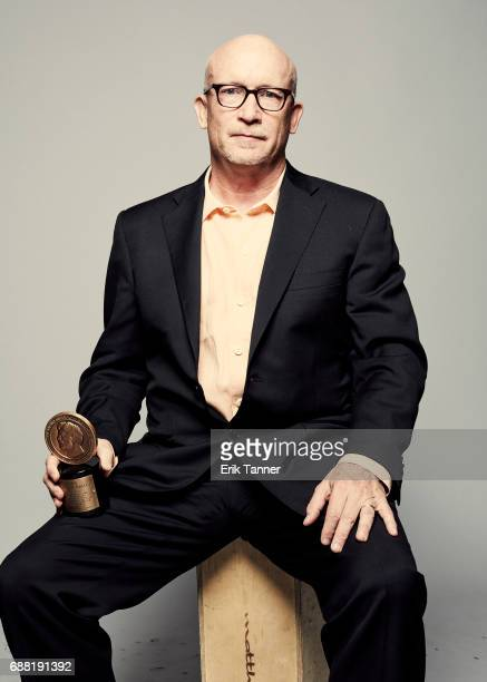 Director Alex Gibney is photographed at the 76th Annual Peabody Awards at Cipriani Wall Street on May 20 2017 in New York City