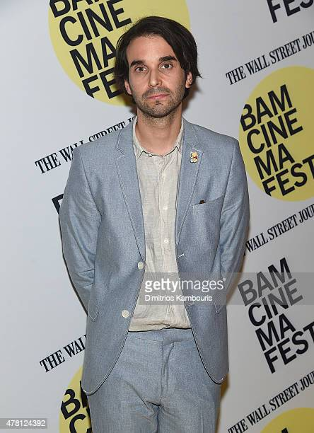 """Director Alex Rose Perry attends the """"Queen Of Earth"""" Premiere - BAMcinemaFest 2015 at BAM Peter Jay Sharp Building on June 22, 2015 in New York City."""