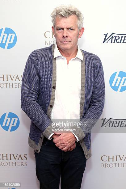 Director Alex van Warmerdam attends the Variety Studio at Chivas House on May 20 2013 in Cannes France