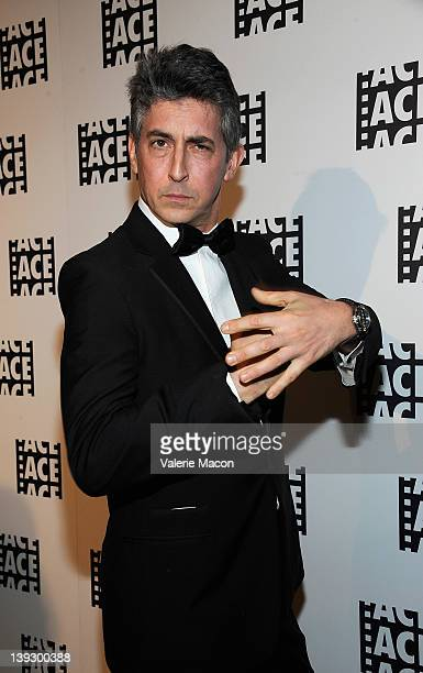 Director Alexander Payne arrives at the 62nd Annual ACE Eddie Award at The Beverly Hilton hotel on February 18 2012 in Beverly Hills California
