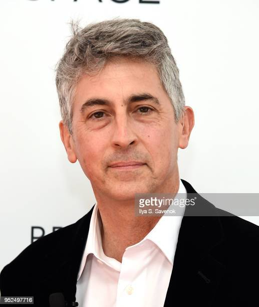 Director Alexander Payne attends Director's Series Alexander Payne 2018 Tribeca Film Festival at SVA Theater on April 28 2018 in New York City