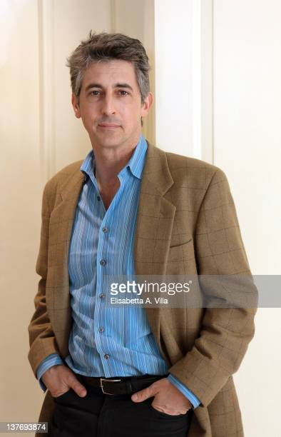 Director Alexander Payne attends 'The Descendants' photocall at Eden Hotel on January 25 2012 in Rome Italy