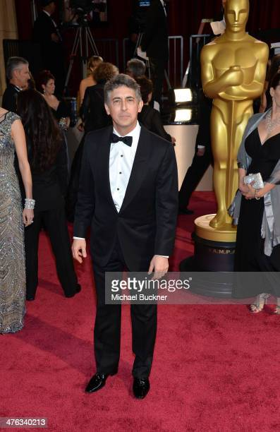 Director Alexander Payne attends the Oscars held at Hollywood Highland Center on March 2 2014 in Hollywood California