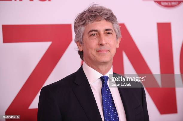Director Alexander Payne attends the premiere of 'Downsizing' at Regency Village Theatre on December 18 2017 in Westwood California