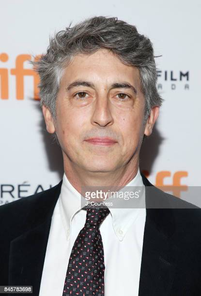 Director Alexander Payne attends the premiere of 'Downsizing' during the 2017 Toronto Film Festival at The Elgin on September 11 2017 in Toronto...