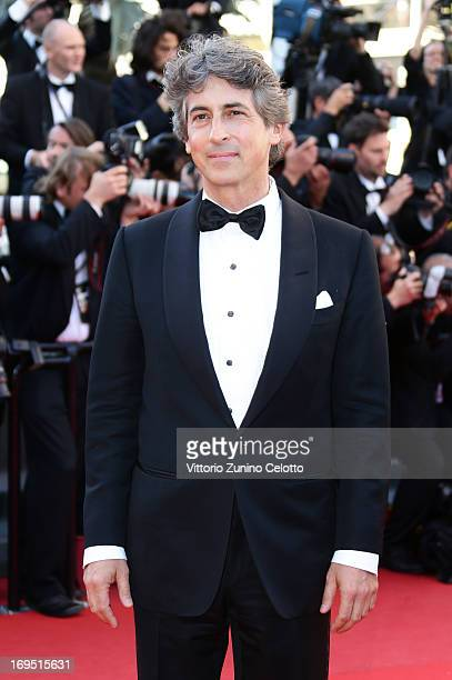 Director Alexander Payne attends the 'Zulu' Premiere and Closing Ceremony during the 66th Annual Cannes Film Festival at the Palais des Festivals on...