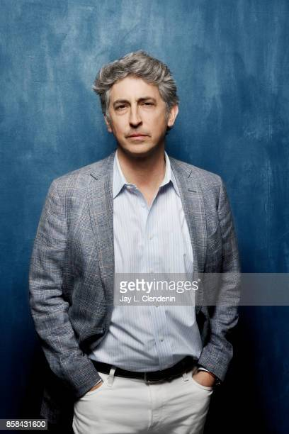 Director Alexander Payne from the film 'Downsizing' poses for a portrait at the 2017 Toronto International Film Festival for Los Angeles Times on...