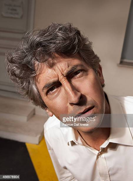 Director Alexander Payne is photographed for Vanity Fair Italy in Cannes France