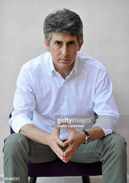 Director Alexander Payne poses during a portrait session at the 8th Annual Dubai International Film Festival held at the Madinat Jumeriah Complex on...