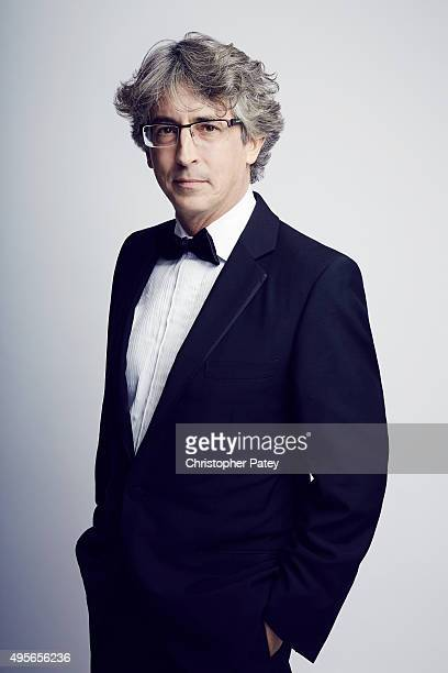 Director Alexander Payne poses for a portrait during the 29th American Cinematheque Award honoring Reese Witherspoon at the Hyatt Regency Century...