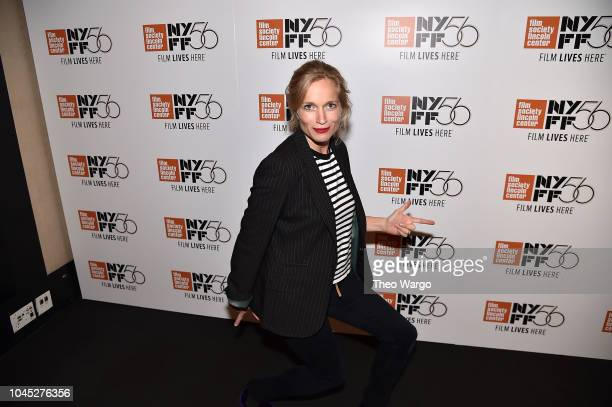Director Alexis Bloom attends 'Divide And Conquer The Story Of Roger Ailes' during 56th New York Film Festival at The Film Society of Lincoln Center...