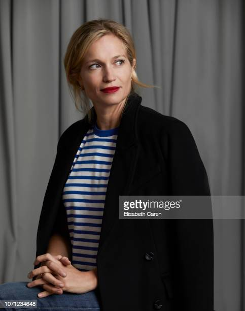 Director Alexis Bloom is photographed for The Wrap on September 9 2018 at the Toronto International Film Festival in Toronto Ontario
