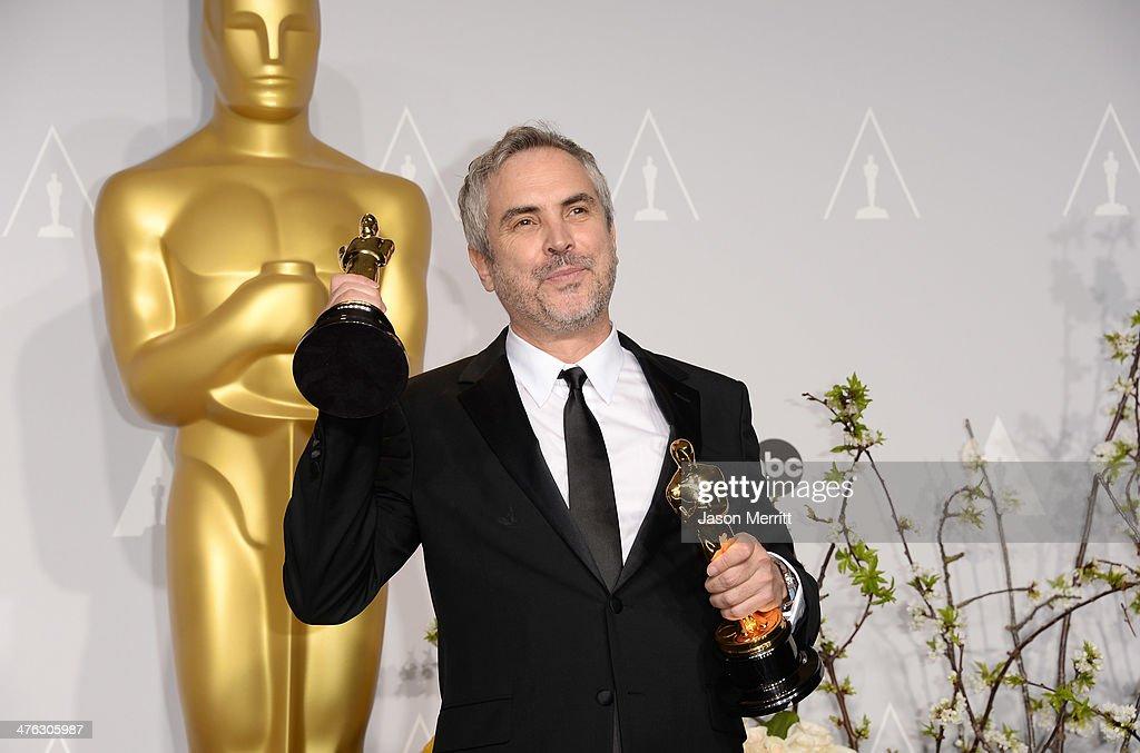 86th Annual Academy Awards - Press Room : Fotografía de noticias