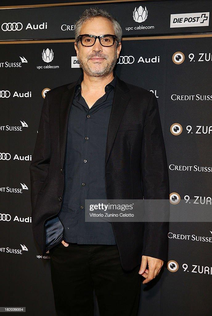 'Gravity' Green Carpet Arrivals - Zurich Film Festival 2013