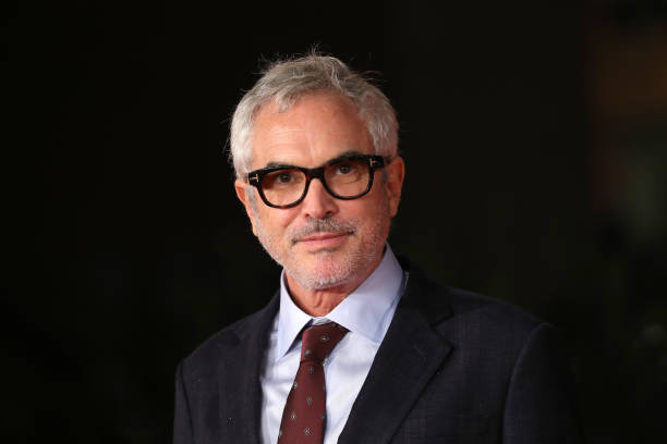 ITA: Alfonso Cuaron Close Encounter Red Carpet - 16th Rome Film Fest 2021