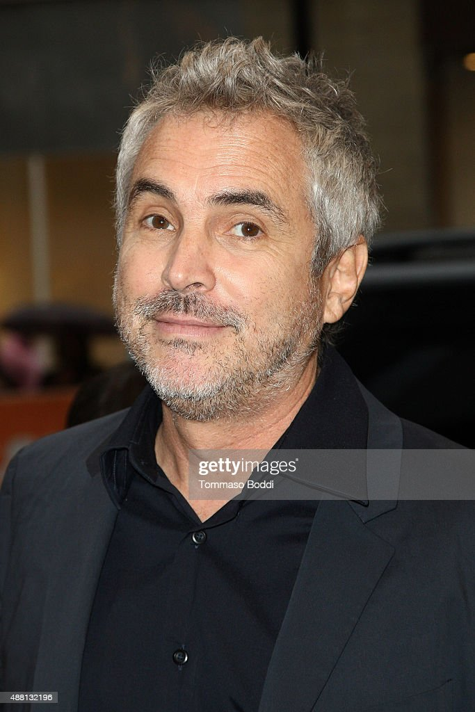 Director Alfonso Cuaron attends the 'Desierto' premiere during the 2015 Toronto International Film Festival held at The Elgin on September 13, 2015 in Toronto, Canada.