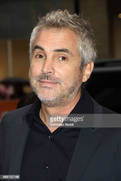 Director Alfonso Cuaron attends the 'Desierto' premiere during the 2015 Toronto International Film Festival held at The Elgin on September 13 2015 in...