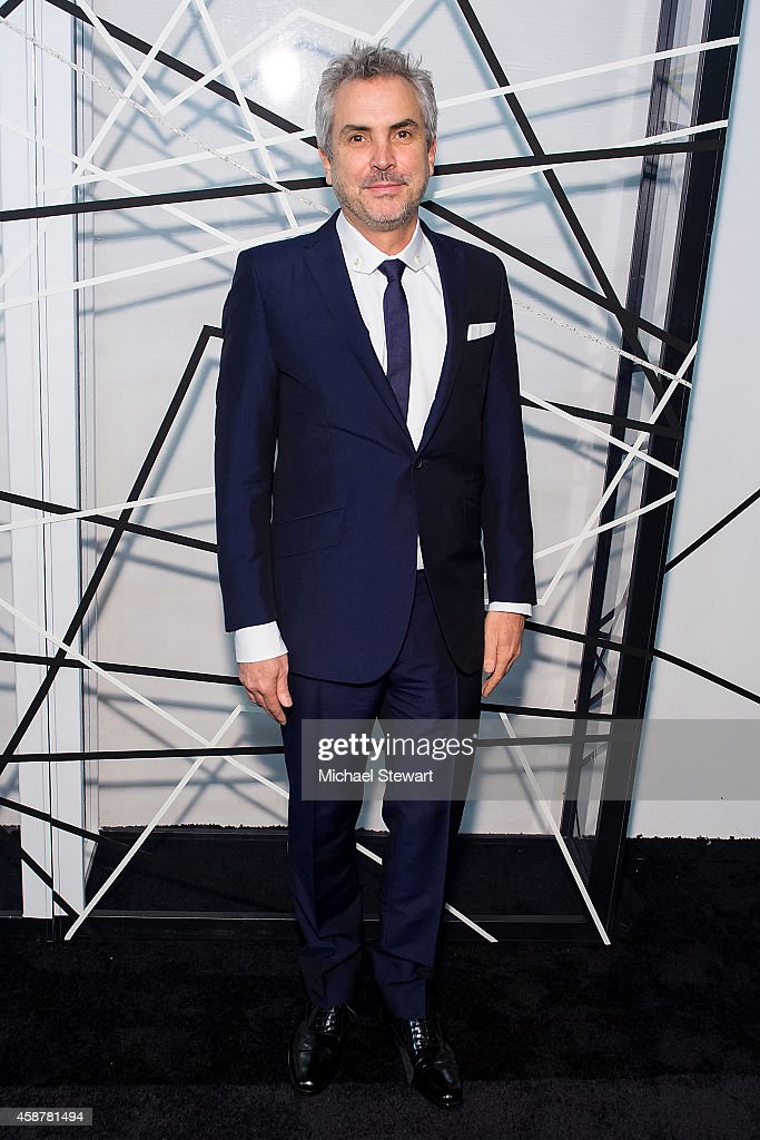 Director Alfonso Cuaron attends the Museum of Modern Art Film Benefit's Tribute To Alfonso Cuaron at Museum of Modern Art on November 10, 2014 in New York City.
