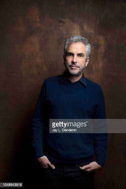 Director Alfonso Cuaron from 'Roma' is photographed for Los Angeles Times on September 10 2018 in Toronto Ontario PUBLISHED IMAGE CREDIT MUST READ...