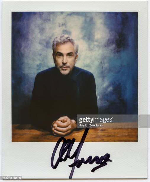 Director Alfonso Cuaron, from 'Roma' is photographed for Los Angeles Times on September 10, 2018 in Toronto, Ontario. PUBLISHED IMAGE. CREDIT MUST...