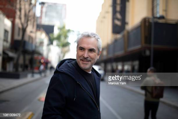 Director Alfonso Cuaron is photographed for Los Angeles Times on December 17, 2018 in Mexico City, Mexico. PUBLISHED IMAGE. CREDIT MUST READ: Marcus...